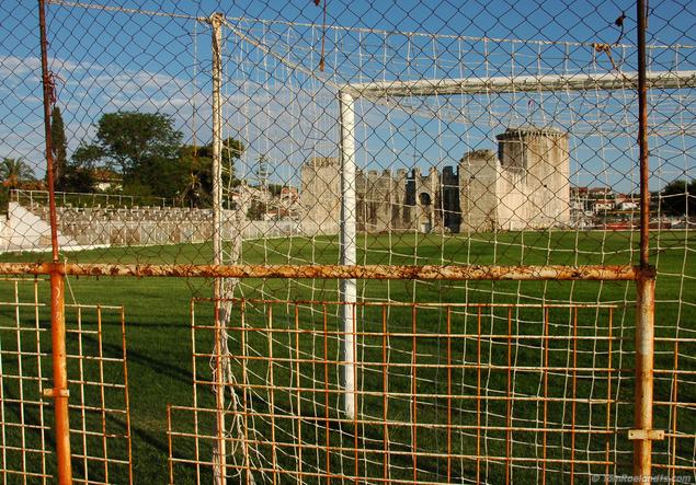 Football Castle
